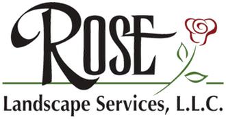 Rose Landscaping Logo