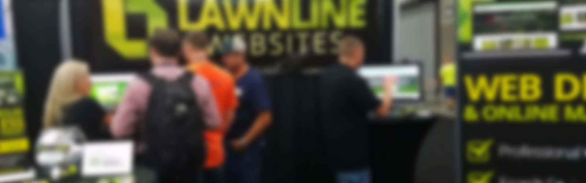 About Lawnline Websites