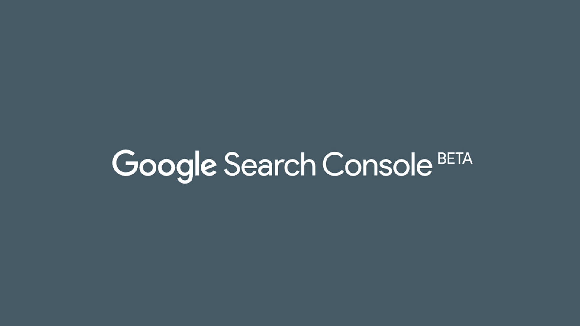 Google's New Search Console Beta - Great Start, but Missing Key Features