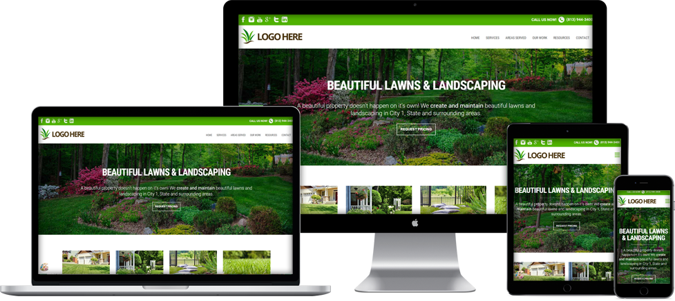 Diy website builder for lawn landscape companies lawnline websites diy websites for startups solutioingenieria Choice Image